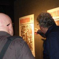 """Nocturne des """"Noirs dessins du communisme"""" avec Philippe Moins et Willy Wolsztajn"""